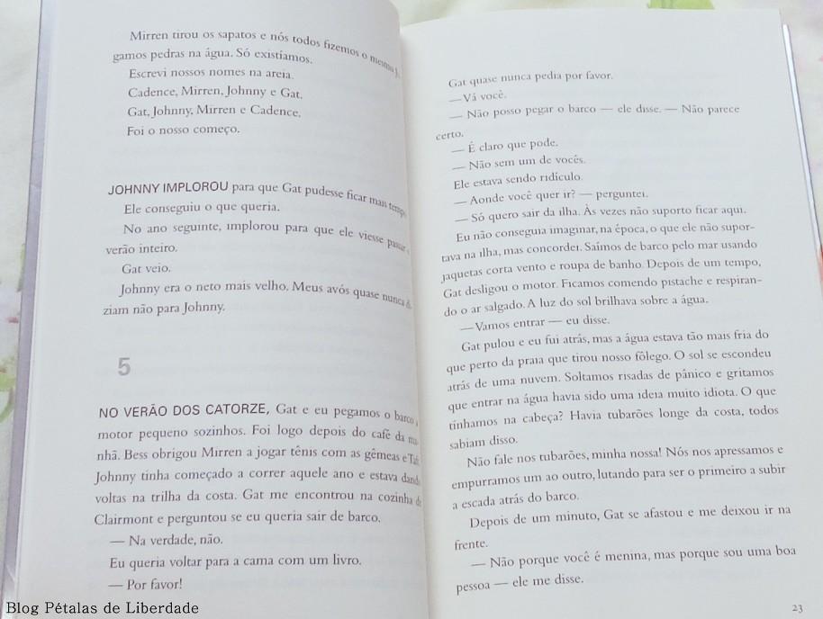 diagramação, livro, mentirosos, seguinte