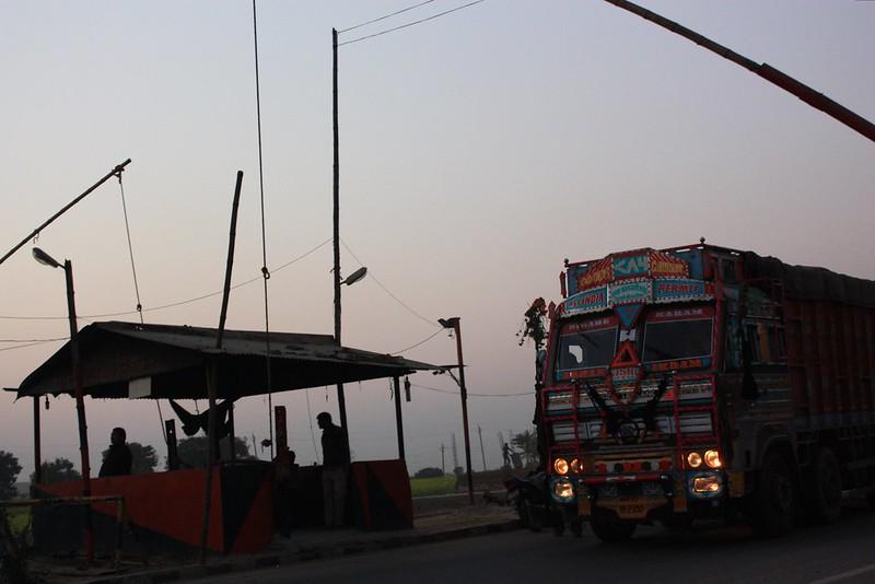 Дороги Индия