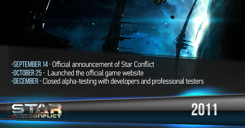 Star Conflict 5 years old