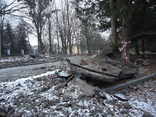 парк розкопки