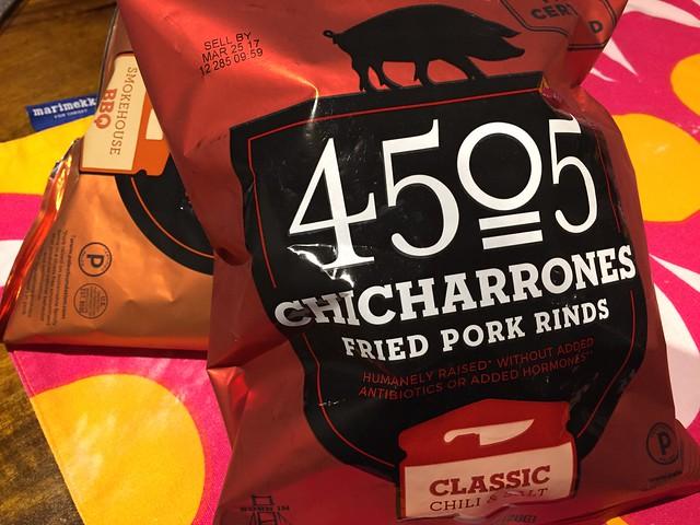 Chicharrones - Fried Pork Rinds