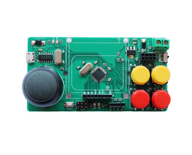 Şəkil 1. RoboCAP Joystickli Kontroller