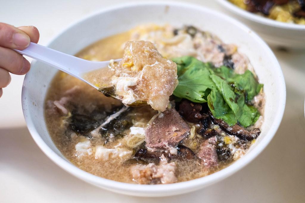 瑟朗贡花园市场:生记蘑菇肉末面vwin备用