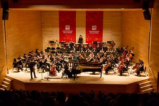 Concierto de la Joven Orquesta dirigida por Diego Naser