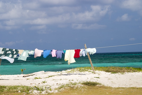 Hanging to Dry /San Andres March 2005 | by carlos Restrepo