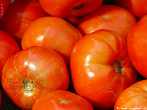 Tomatoes | by Jim Frazier