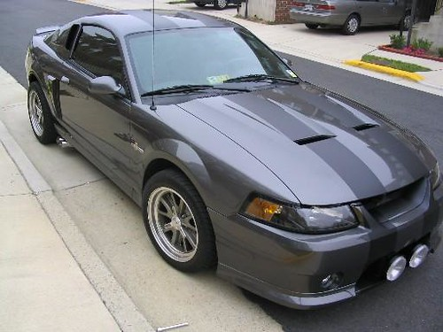 2003 Ford Mustang Eleanor Kit I Did Not Take This Pic