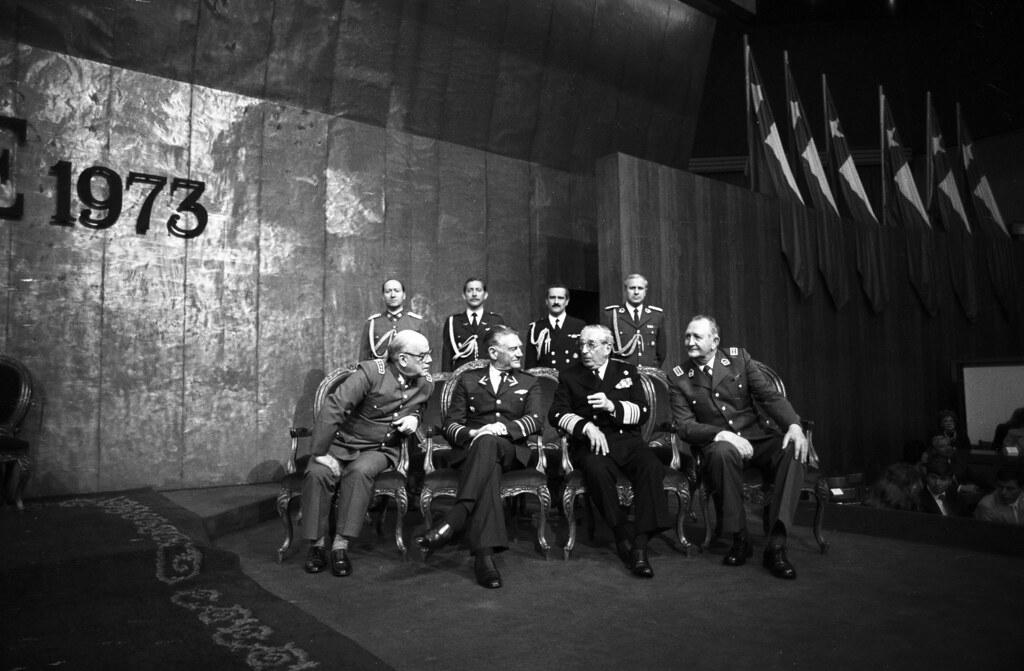 The Junta, Santiago, Chile 88   by Marcelo  Montecino
