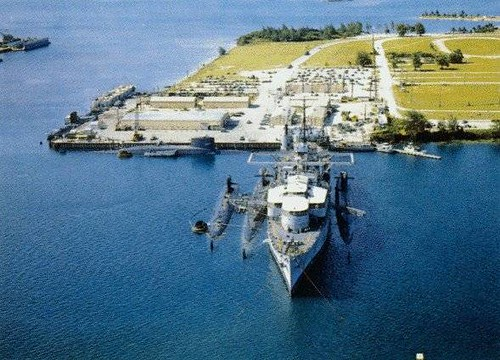 Uss Proteus As 19 My Second Ship At Polaras Point Sub