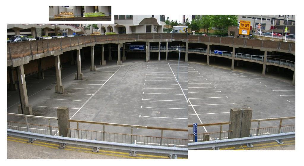 Crowne Plaza Birmingham Nec Car Parking