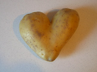 Heart potato | by cuorhome