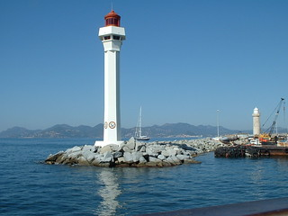 Lighthouse in Cannes | by Happy A