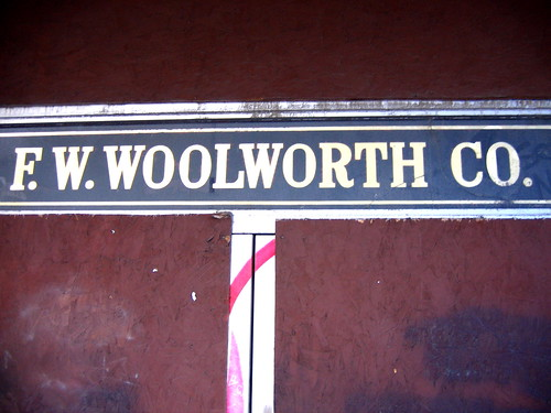 Woolworth | by uberculture