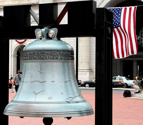 Freedom Bell at Union Station | by dbking