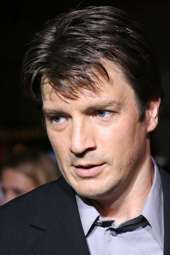 Nathan Fillion @ the Serenity Premiere | by RavenU