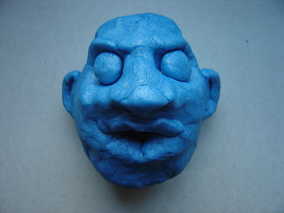 Play Doh Gargoyle | by Smallbrainfield