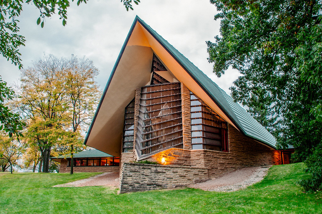Awesome Unitarian Meeting House | The Unitarian Meeting House In Madu2026 | Flickr Awesome Design