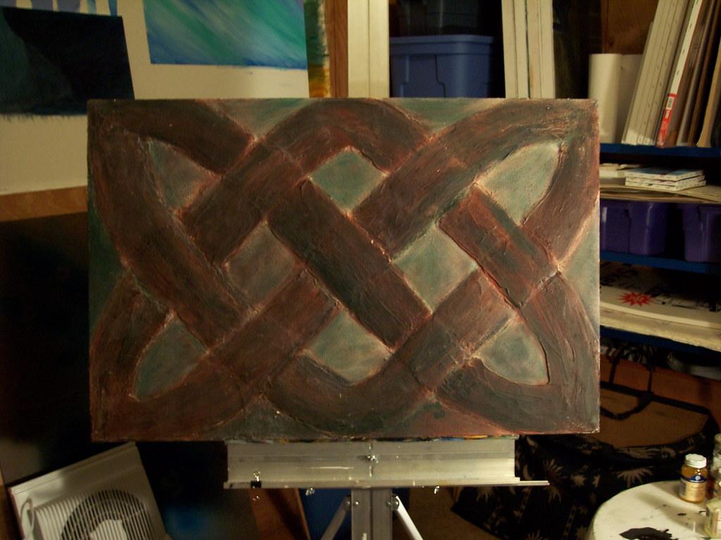 Knot Oil Paint