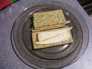 Soylent Crackers Spirulina
