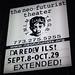 The Neo-Futurist Theater Sign