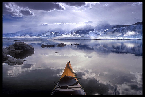 Mono Lake Winter Kayaking1 | by Buck Forester