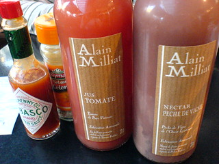 Artisanal Fruit Juices by Alain Milliat | by clotilde