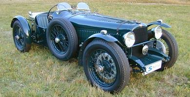Alvis Car Mascot For Sale
