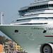 Cruiseship leaving Venice II