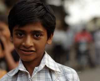 Mumbai Faces: Boy | by willem velthoven