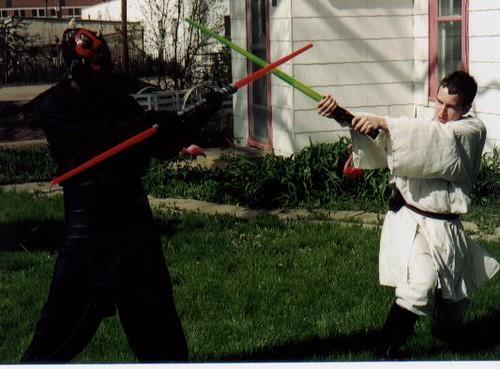 Star Wars Obi Wan vs Darth Maul Obi-wan vs Darth Maul   by