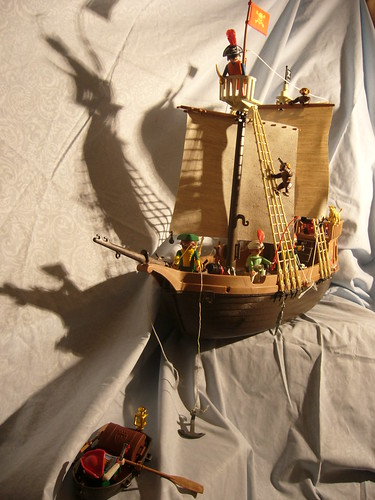 Playmobil Pirate Ship | by kafka4prez
