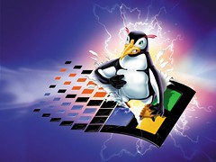 Max Linux Penguin | by oddsock