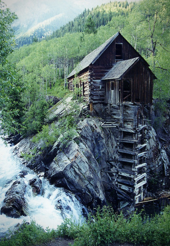 Crystal River Mill - Colorado | by Rob Lee