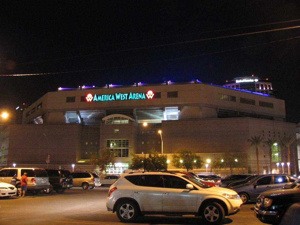 America West Arena | I...