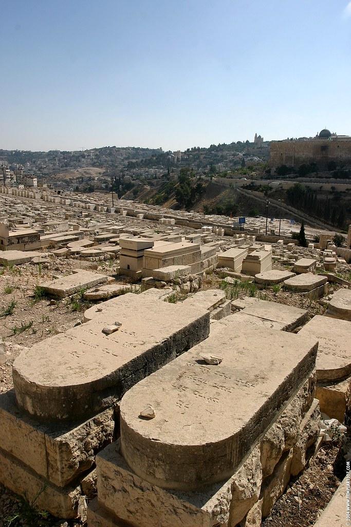 Mount Of Olives Amp Kidron Valley Jerusalem Israel Flickr