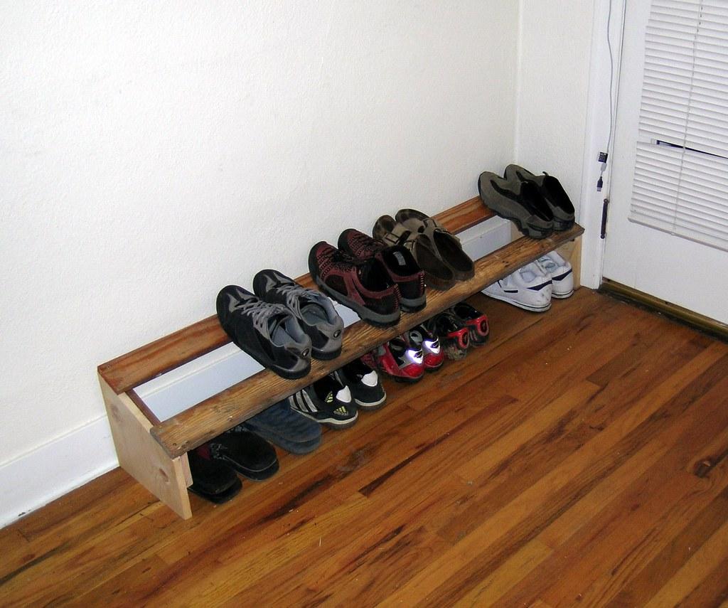 Front Door Shoe Rack John Dugan Flickr