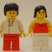 minifig bands # 3: the white stripes