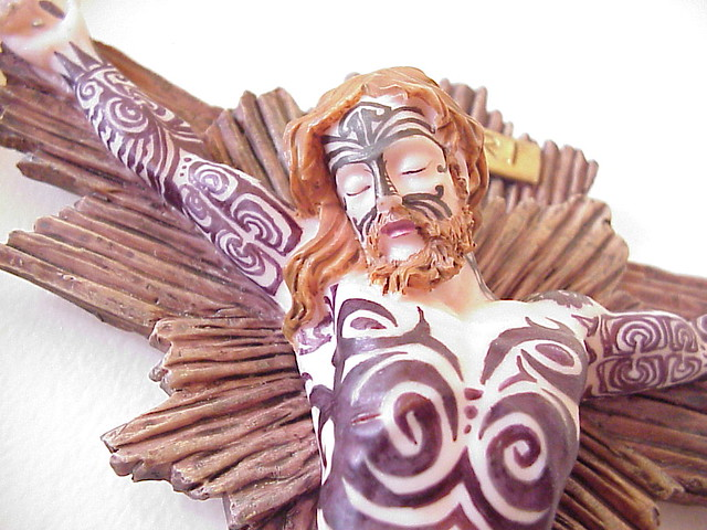Maori Jesus You Know What I Think Is Really Funny That Je Flickr - Maori religion