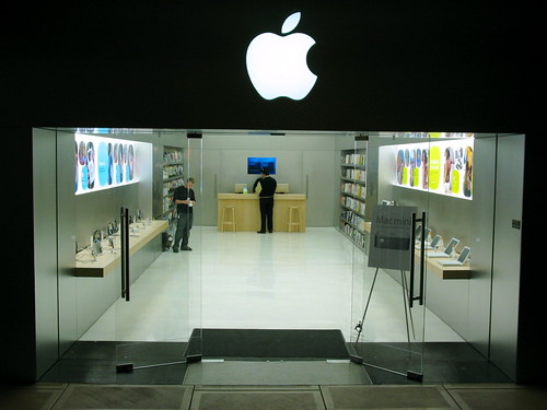 Apple Mini Retail Store - Stanford Shopping Center | by ping ping
