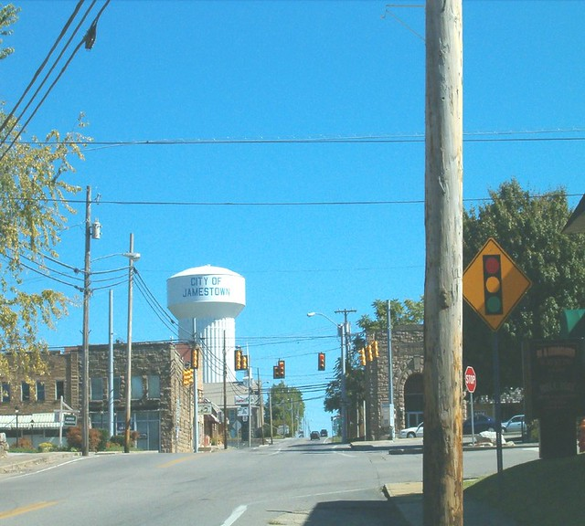 city of jamestown tn