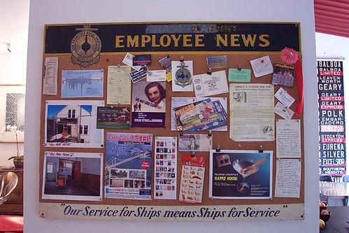 Kitchen bulletin board the bulletin board was formerly for Bulletin board ideas for kitchen
