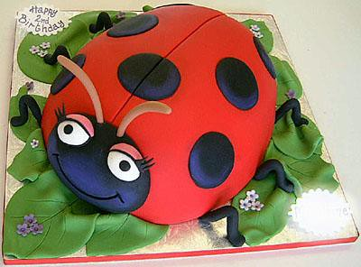 Ladybird Cakes Images
