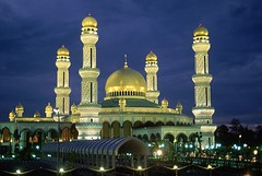 Mosque in Brunei | by ay2all