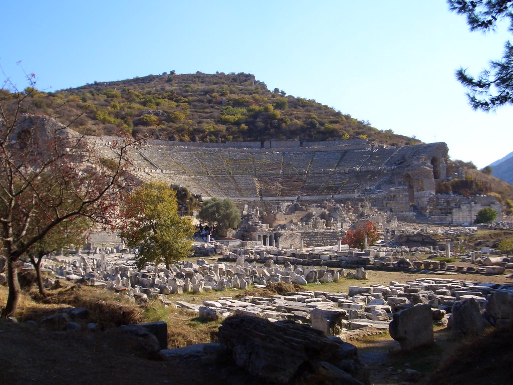 Theatre in Efes