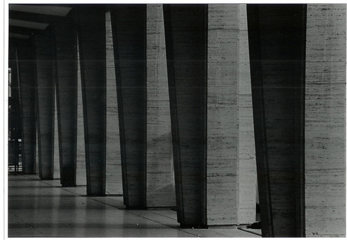 Columns at Avery Fisher Hall | by M O V [ i n g ]