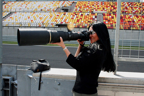 Sometimes a Spy gets Spied!!! Spy shot of me & my bazooka lens *Lol | by bocavermelha-l.b.