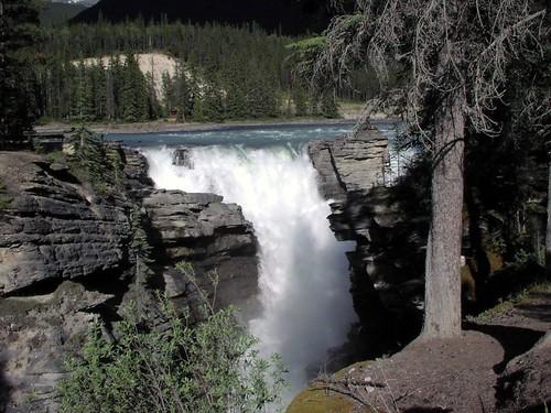Athabasca Falls / Canada
