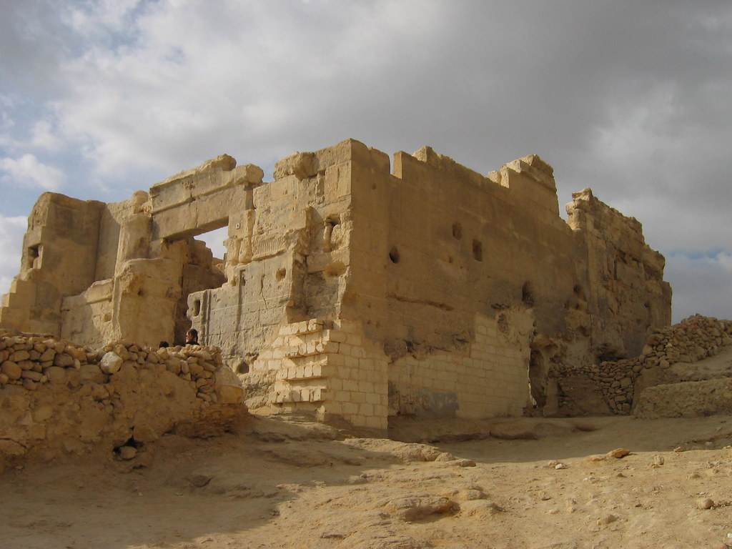 Confirmed >> Siwa Oasis - Temple of the Oracle of Amun | Alexander the Gr… | Flickr