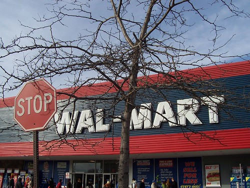 STOP WAL-MART | by Lone Primate