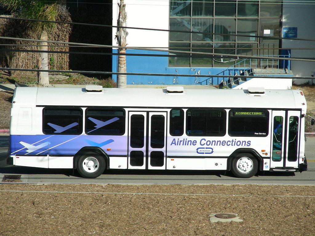 ... LAX Shuttle Bus | by So Cal Metro